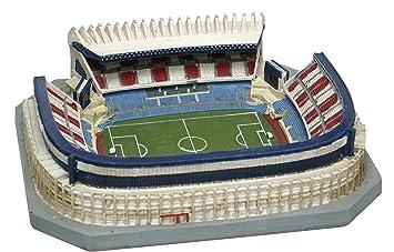 Figura estadio Vicente Calderon Atletico Madrid resina