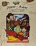 """Dipper E Mabel Em """"a Maldição Do Tesouro Dos Piratas Do Tempo!"""""""