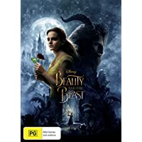 Beauty & The Beast (Live Action) (DVD)
