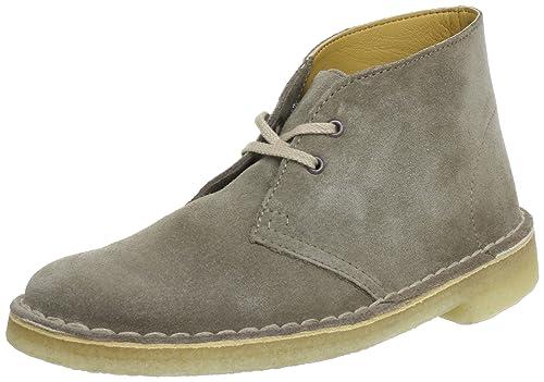 Clarks Desert Boot, Botines Chukka para Mujer: Amazon.es
