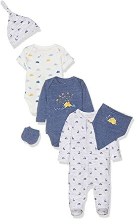 1728146e3 Mothercare Baby Boys' Dinosaur Six-Piece Set Clothing: Amazon.co.uk ...