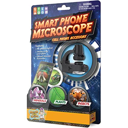 amazon com discover with dr cool cellscope smart phone microscope