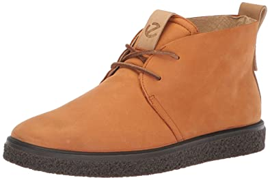 f6c9e623d2a0e2 ECCO Damen CREPETRAY Ladies Chukka Boots Braun (Amber 2112) 36 EU