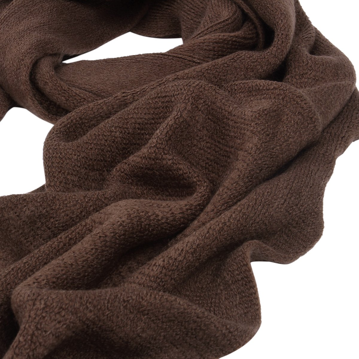 TrendsBlue Classic Soft Unisex Solid Color Warm Winter Scarf Diff Colors
