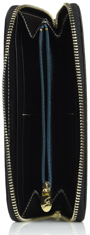 6b4d969a04 Gattinoni Gacpu0000139, Portafoglio Donna, Multicolore (Classico),  2x11x19.5 cm (W x H x L): Amazon.it: Scarpe e borse