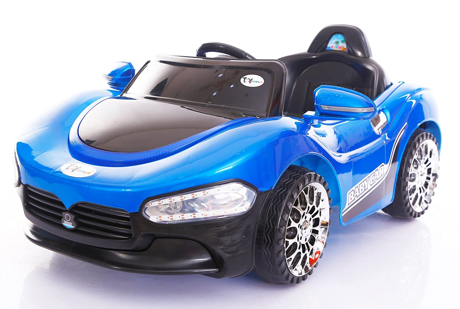 Toy House Roadster Fancy Benz Rechargeable Battery Operated