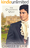The Gentleman's Quest: inspirational historical romance (Journeys of the Heart Book 1)