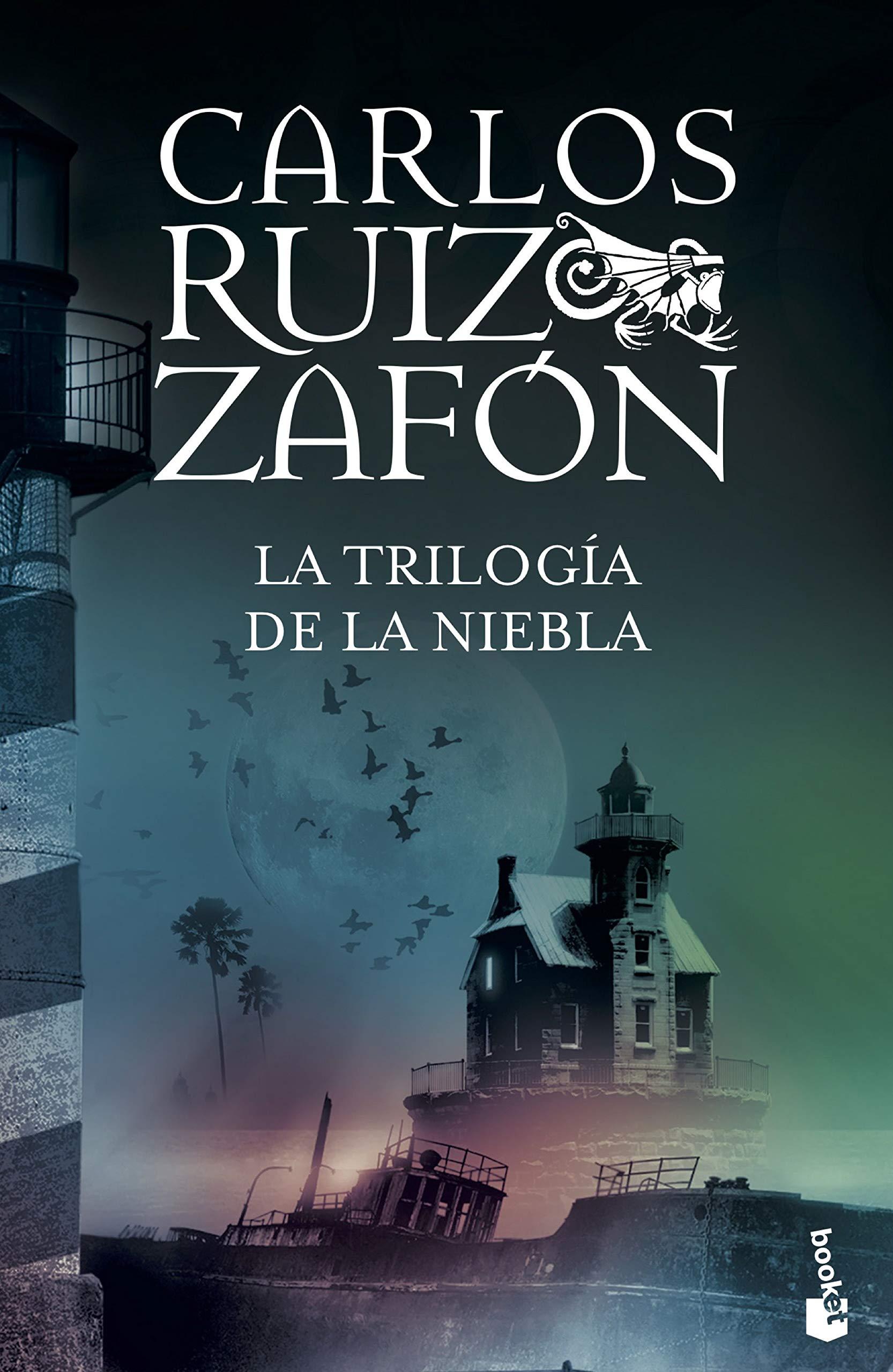 La Trilogía De La Niebla Biblioteca Carlos Ruiz Zafón Spanish Edition Ruiz Zafón Carlos 9788408176503 Books
