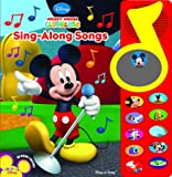 Mickey Mouse Surprise Mirror Book: Sing-Along Songs