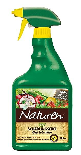 Naturen Bio Schadlingsfrei Obst Gemuse Naturliches Mittel Gegen
