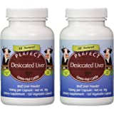 Perfect Desiccated Liver - 120 Capsules (2 Pack)