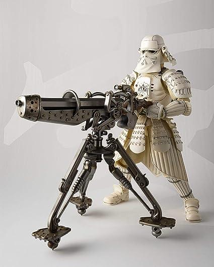 Star Wars Kanreichi Ashigaru Snow Trooper Tamashii Nations Action Figure