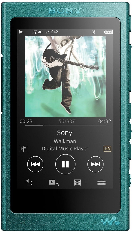 Sony NW-A35 High-Resolution Walkman (16GB, Bluetooth, NFC, bis zu 45 ...