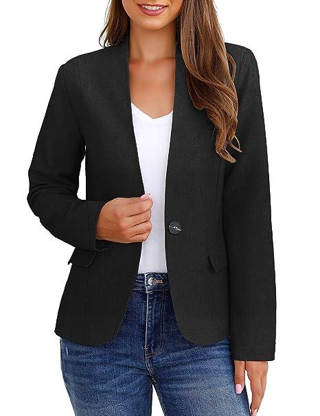 Amazon.com: GRAPENT - Chamarra de bolsillo para mujer ...