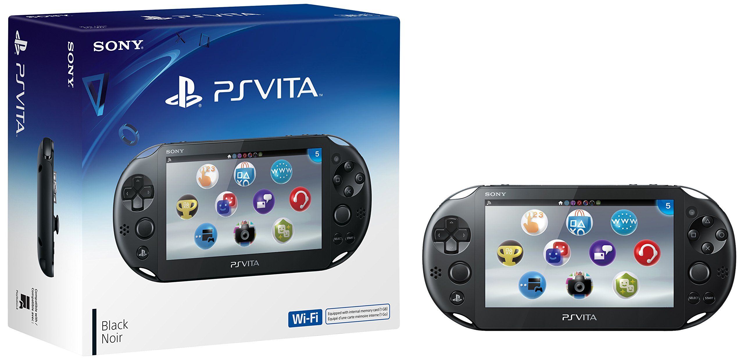 Sony PlayStation Vita WiFi by Sony