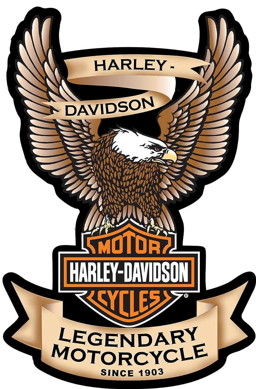 Harley-Davidson Eagle Stick Onz Decal Chroma 9917