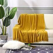 ALPHA HOME Throw Blanket 50