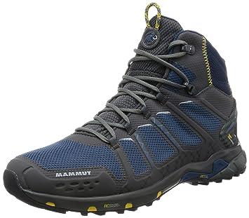367ce9b1fa4 Mammut T AENERGY Mid GTX Men's Graphite/Lava Mountain Boots, Men, Grey -  (Graphite/Lava)