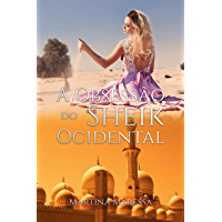 A OBSESSÃO DO SHEIK OCIDENTAL (Sheiks Obsessivos) (Portuguese Edition) book cover