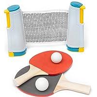 Tenis de Mesa Instantánea ~ Jugar Tenis de mesa en cualquier mesa!