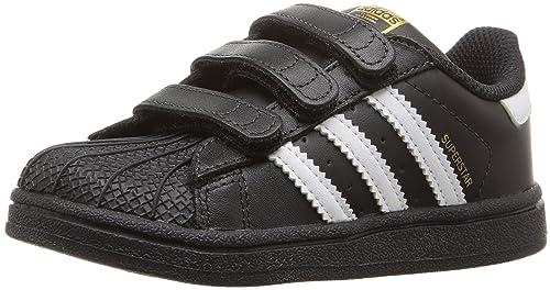 b4b3e36633bf adidas Originals Kids  Superstar Foundation CF I Sneaker