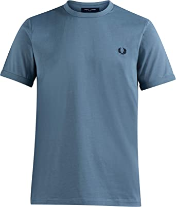 Fred Perry Ringer T-Shirt, Camiseta - XXL: Amazon.es: Ropa y accesorios