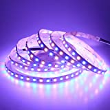 LEDENET 16.4FT Super Bright 5050 SMD 24V LED Light Strip RGB Warm White 360LEDs Flexible RGBWW Tape Ribbon Lamp