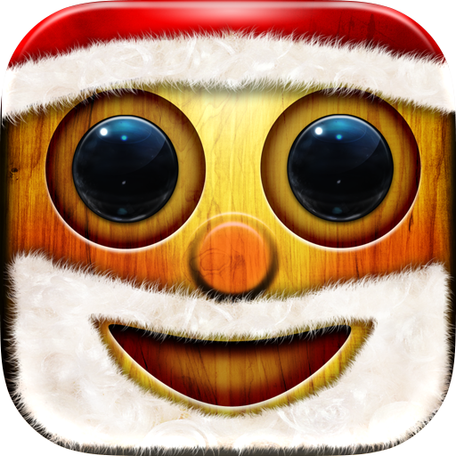 Santa Dude (Pocket God Game)