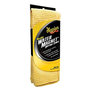 Meguiar's X2000 Water Magnet Microfiber Drying Towel, 1 Pack