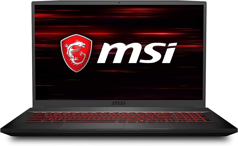 MSI GF63 Thin 9SC-047XES - Ordenador portátil de 15.6