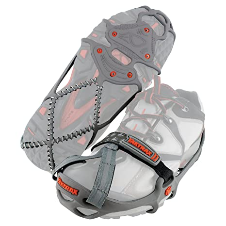 999bc9296 Amazon.com  Yaktrax Run Traction Cleats for Running on Snow and Ice ...