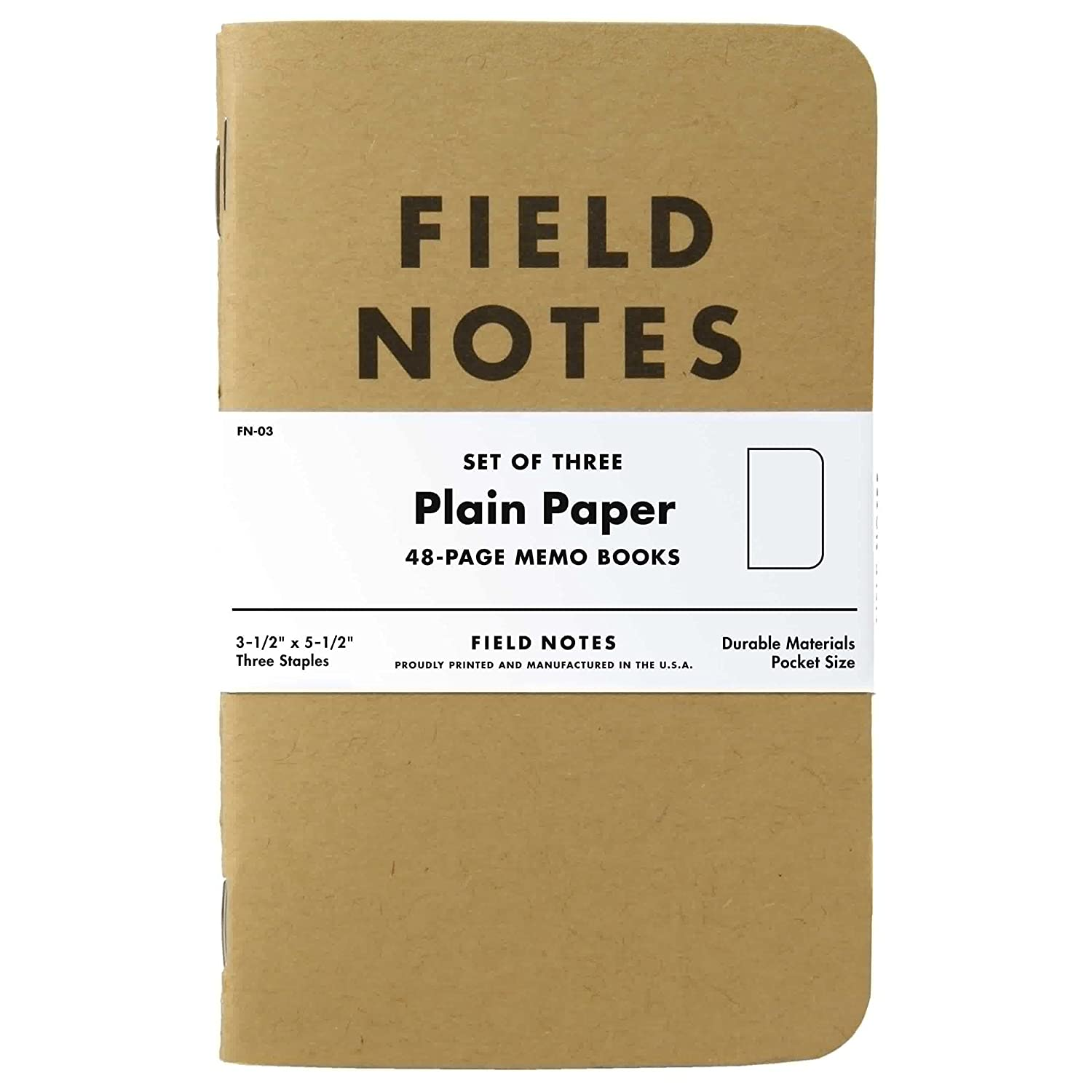 Field Notes - Travel Journal