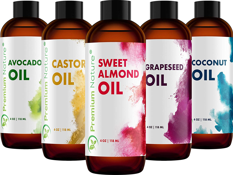 Castor Oil (Carrier Oils Book 7)