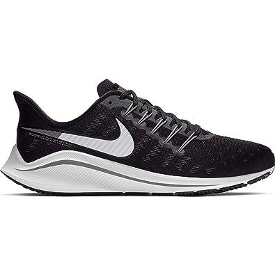 big sale 06eb6 15049 Nike Air Zoom Vomero 14 Men s Running Shoe Black White-Thunder Grey 12.0