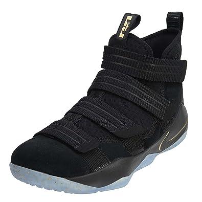 Amazon.com  Nike Mens Lebron Soldier XI Basketball Shoe (13)  Shoes aac2e6e9067f