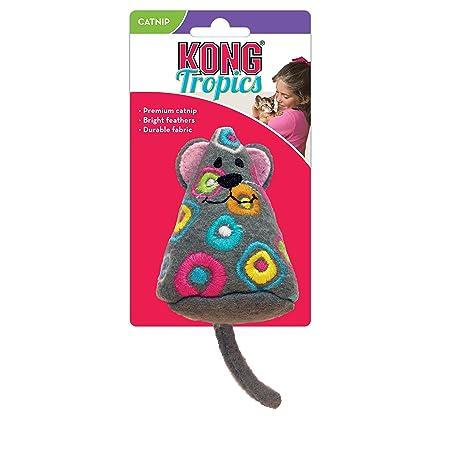 Kong JU03927 Gato Tropics Mouse, Ratón