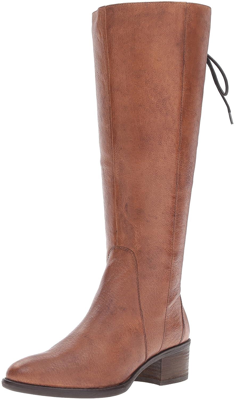 Steve Madden Women's Laceupw Western Boot B01GF4LJJA 7.5 B(M) US|Cognac Leather