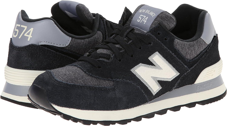 New Balance - Zapatillas de Running para Mujer Negro Negro/Blanco: Amazon.es: Zapatos y complementos