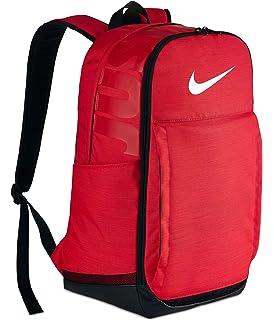 e2eda49557f3 Nike Brasilia (Extra Large) Training Backpack University Red Black White  Size X