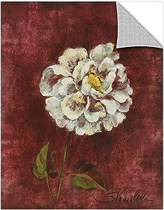 Silvia Vassileva ''Garden Flower IV'' Removable Wall Art Mural, 36X48