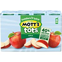 Deals on 32-Count Motts For Tots Apple 6.75oz