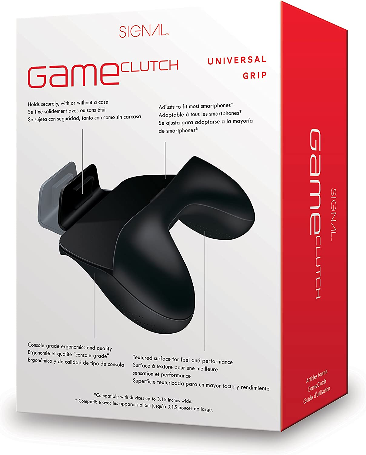 Amazon.com: Signal Game Clutch Universal Grip - Retail ...