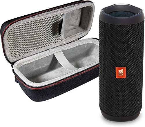 JBL Flip 4 Portable Bluetooth Wireless Speaker Bundle