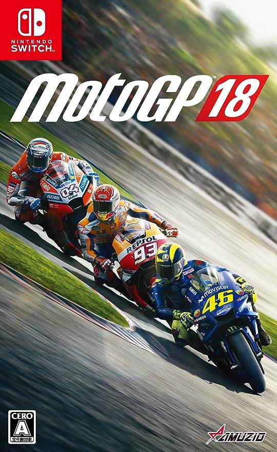 MotoGP 18 - Switch: Amazon.es: Videojuegos