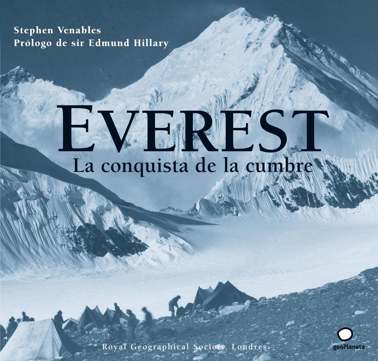 Everest. La conquista de la cumbre (Ilustrados): Amazon.es ...