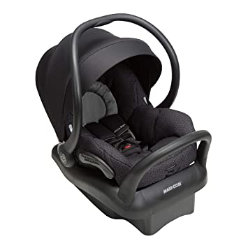 Maxi Cosi Mico Max 30 Infant Car Seat Black Crystal