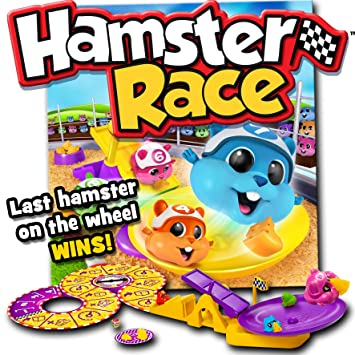 Hamster Race Game from Ideal