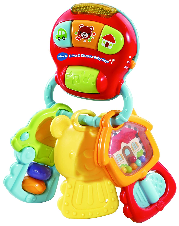 Vtech 505103Drive und Entdecken Baby Schlüssel, Multi Vtech Electronics