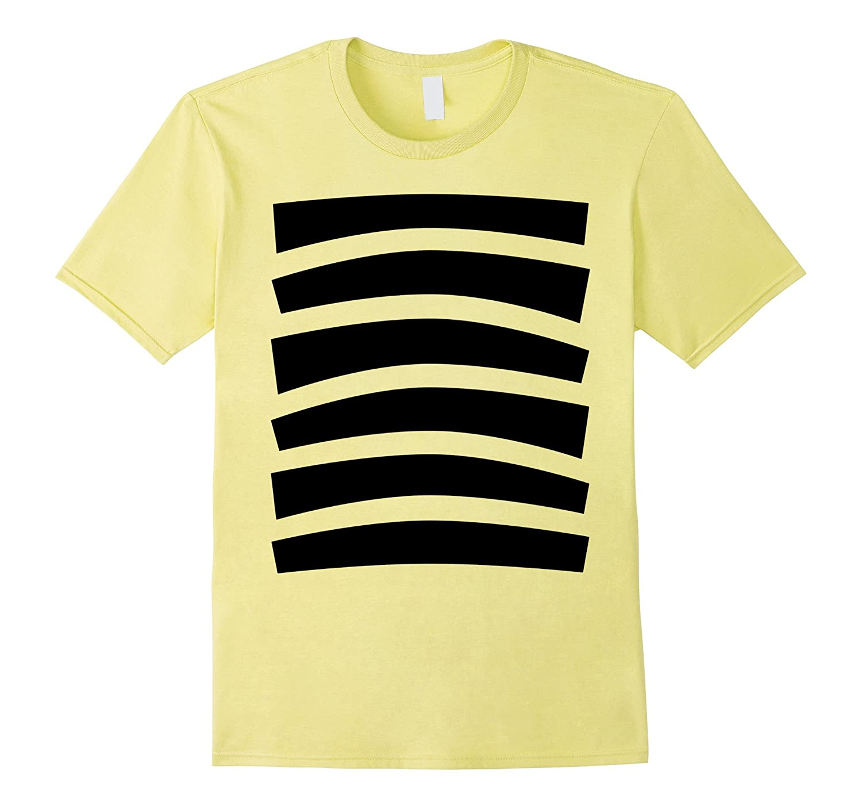 Bee Halloween Costume Shirt Top Cute Honeybee Bumblebee-CL