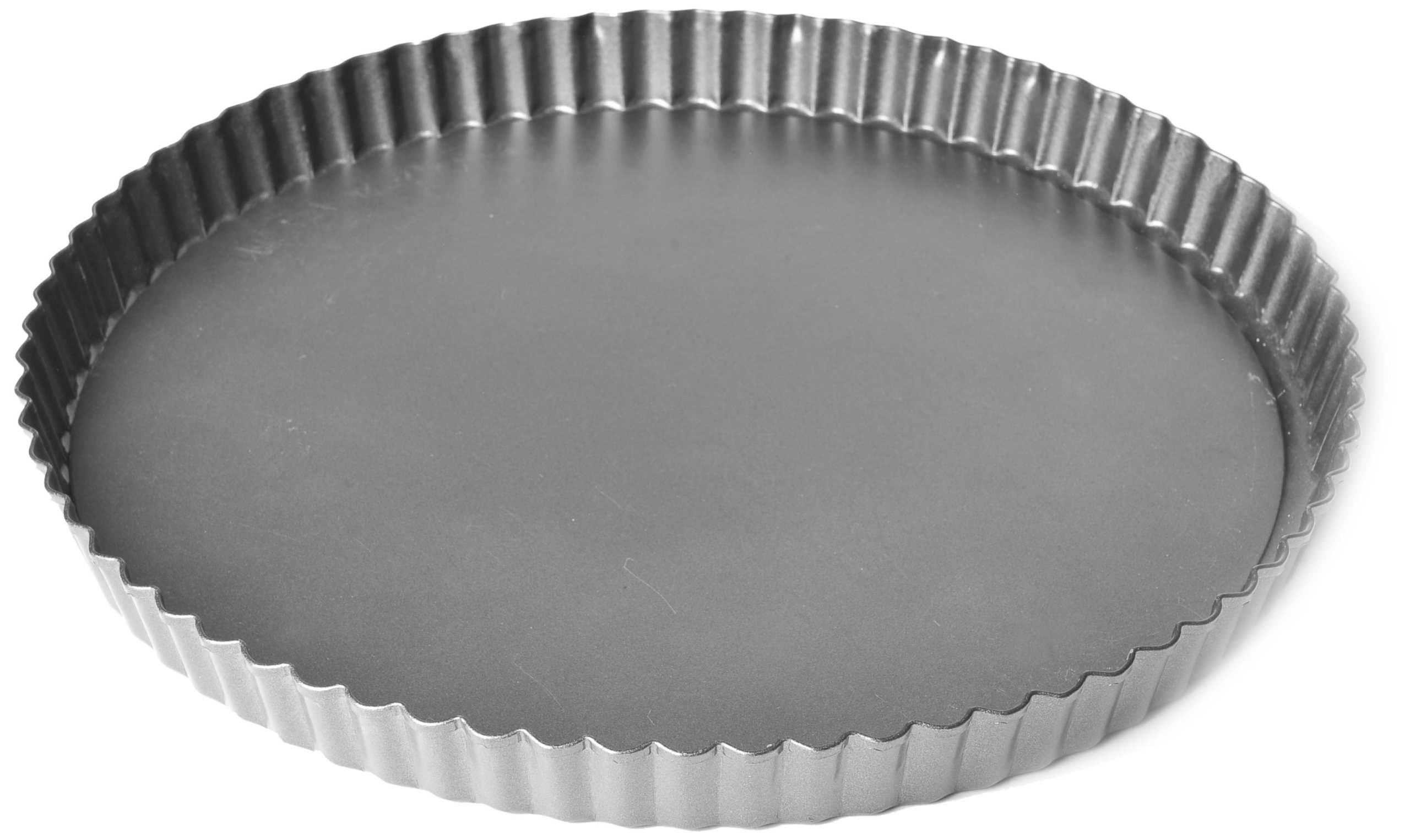Chloe's Kitchen 203-163 12-Inch Round Quiche Removable Bottom by MDC Housewares Inc. (Image #1)